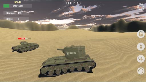 Tank Hunter 2 1.0.6 screenshots 2