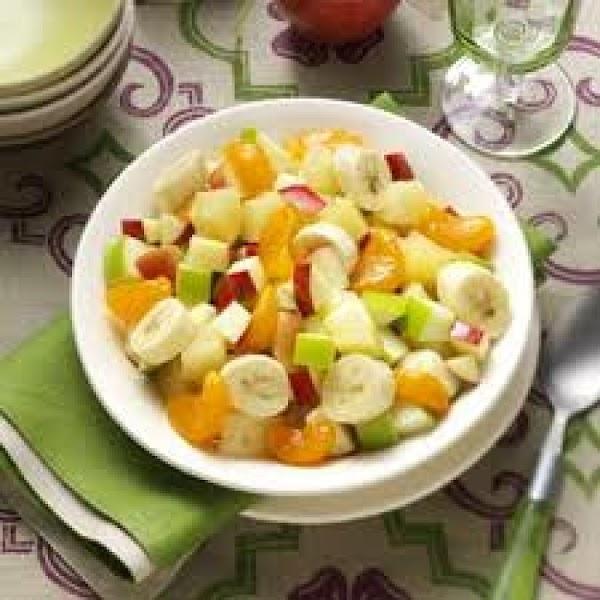 Four-fruit Compote Recipe