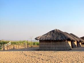 Photo: Cóbuè - Khango Beach bungalows
