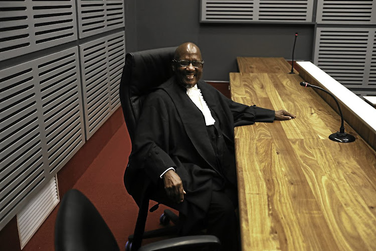 """We have a job to do and we will do it. We owe it the people of this country,"" SIU special tribunal head judge Gidfonia Makhanya told the Sunday Times in December 2019."