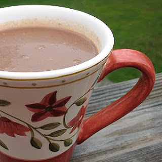 Thick Mexican Hot Chocolate