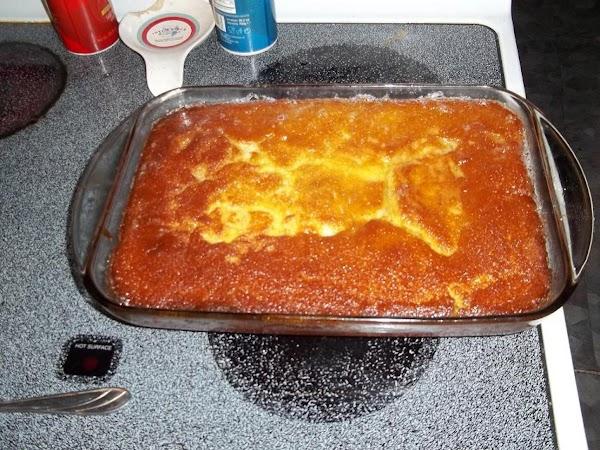 Earthquake Cake... Lemon Recipe