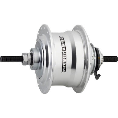 Sturmey-Archer RX-RF5 5-Speed Hub: 32H, 135OLD, Small Parts Included with 18T Cog