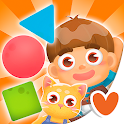 Vkids Shapes & Colors For Kids icon