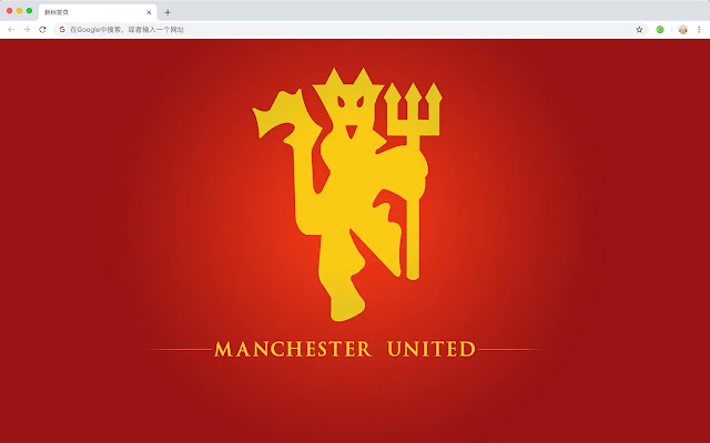 Manchester New Tabs HD Top Wallpapers Themes