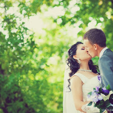 Wedding photographer Kseniya Egorova (FrauZolden). Photo of 22.04.2013