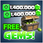 gems for clash royale prank