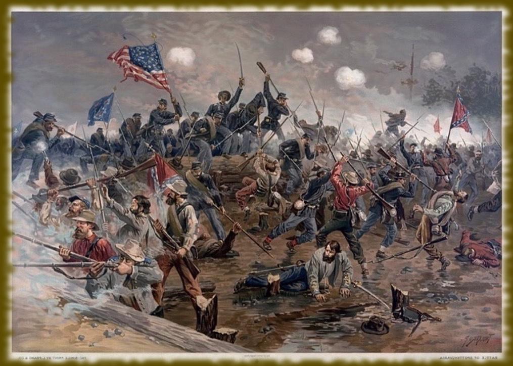 civil war wednesday battle - photo #45