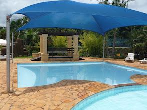 Photo: piscina infantil coberta
