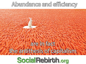 Photo: A system that generates profits through the suffering of others is not worth maintaining. http://socialrebirth.org/money-to-resource-based-economics-step-by-step/
