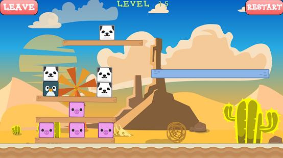 Penguin Puzzle | Problem Solve - náhled