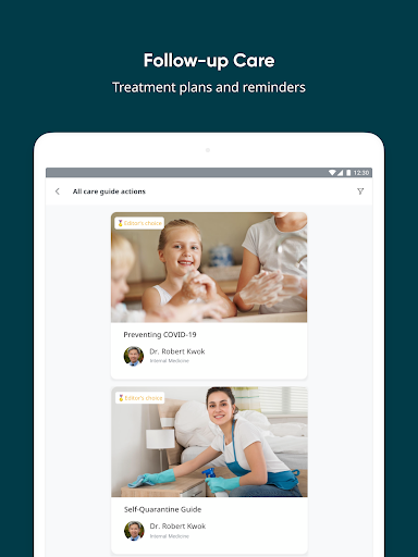 HealthTap — 24/7 Telemedicine screenshot 11