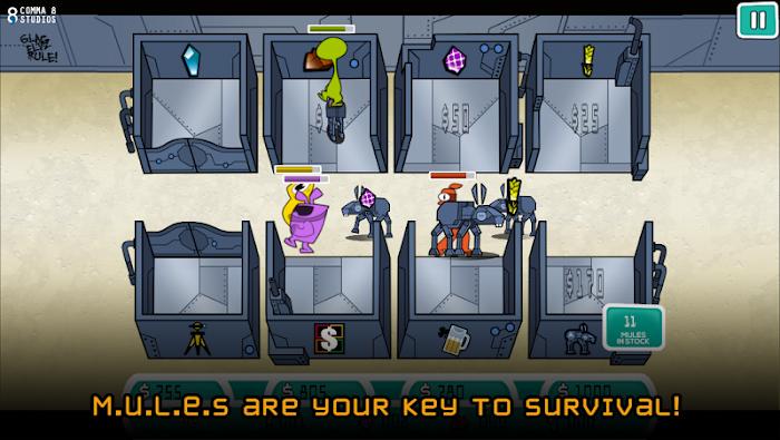 MULE Returns- screenshot