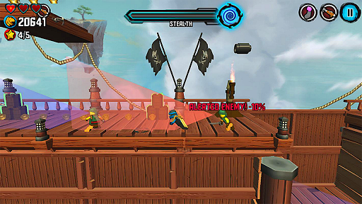 Tips LEGO Ninjago Skybound 1.0 screenshots 1
