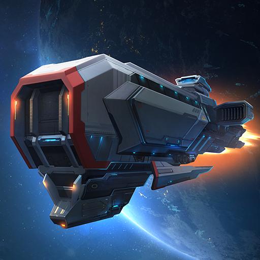 Galaxy Battleship Icon