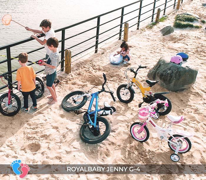 Xe đạp RoyalBaby Jenny G-4 17