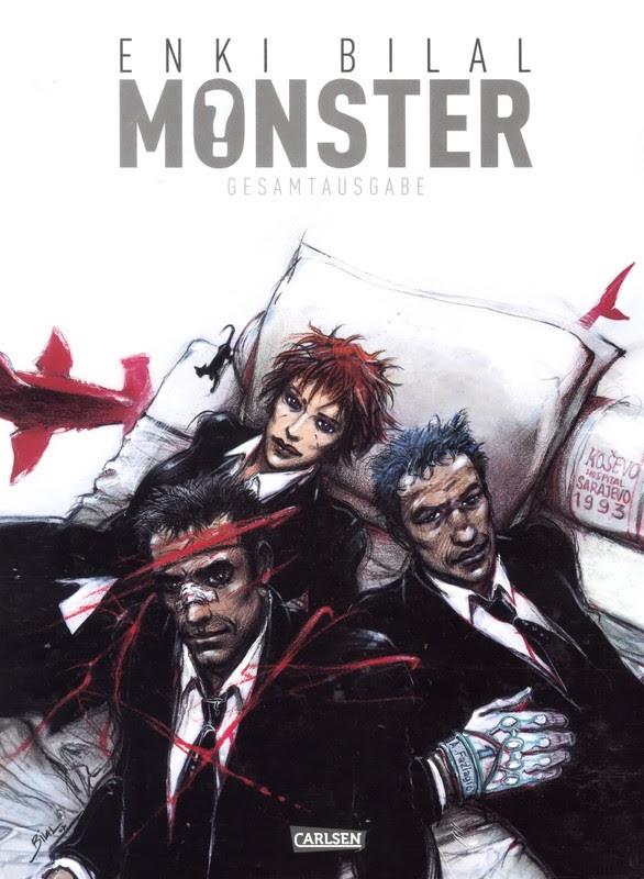 Monster Gesamtausgabe (2019)
