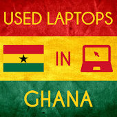 Used Laptops in Ghana - Accra