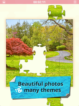 Jigsaw Puzzles Real Free apk screenshot