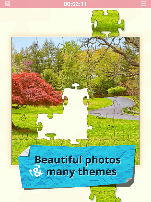 Jigsaw Puzzles Real- screenshot