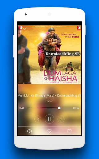 MX Audio Player Pro - Music Player 1.7 screenshots 2