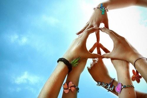 Photo: peace&love