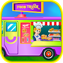 Street Food Kitchen Chef - Cooking Game icon