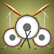 Magical Drum set - Virtual Drum kit