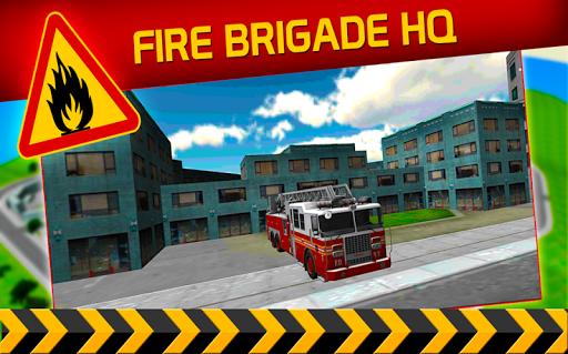 玩免費模擬APP|下載市の消防士の英雄 app不用錢|硬是要APP