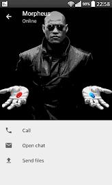 Wi-Fi Talkie FREE Screenshot 7
