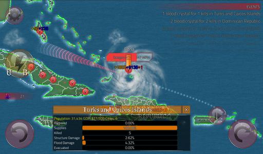 Code Triche Hurricane Outbreak APK MOD screenshots 2