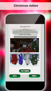 Christmas Addon for Minecraft PE - náhled
