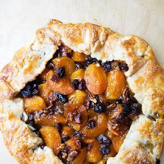 Rustic Apricot Tart