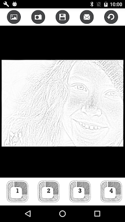 Photo Effects: Pencil Sketch 2.9 screenshot 640041