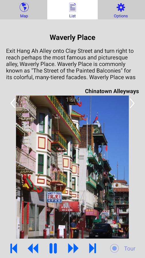 San Francisco Chinatown Tour- screenshot