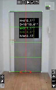 3D Measurement App – Plumb-bob 12
