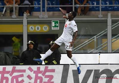 Officiel: l'ancien médian de Zulte Waregem Soualiho Meïté rejoint le leader de Serie A