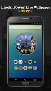 Download Clock Tower 3D Live Wallpaper For PC Windows and Mac apk screenshot 1
