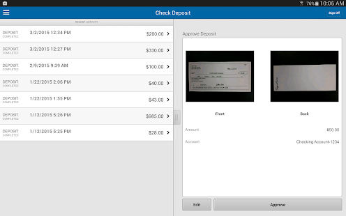 Zions Bank Business Banking- screenshot thumbnail