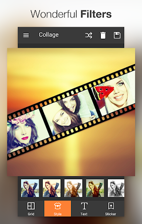 Photo editor pip collage 1.2 screenshot 1030569