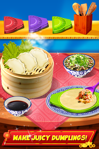 Chinese Food - Cooking Game  screenshots 4