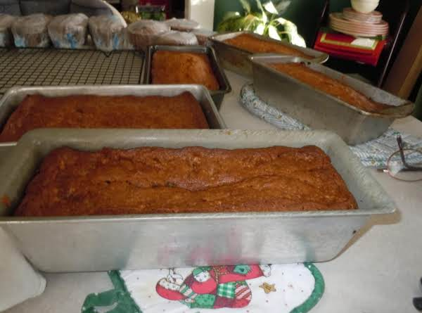 Christmas Baking Everyone Wants A Loaf Every Year.
