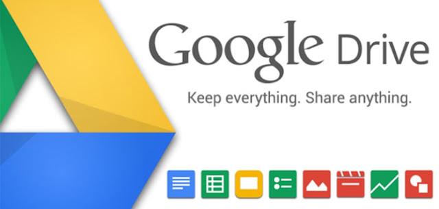 جوجل درايف للكمبيوتر والهاتف