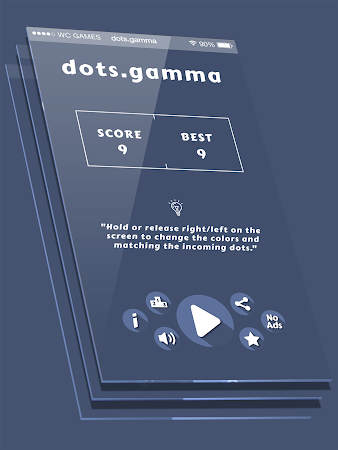 dots γ | Double Color Switch 2.0 screenshot 1498373