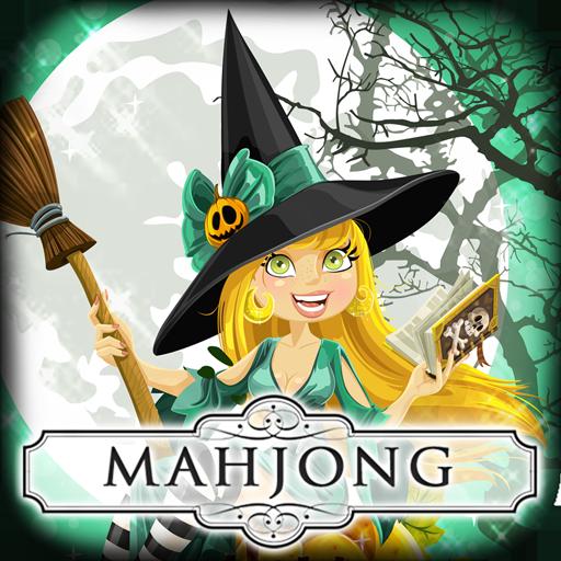 Mahjong Halloween Adventure: Monster Mania