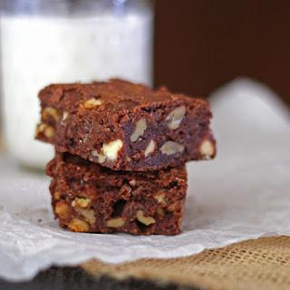 Walnut Fudge Brownies