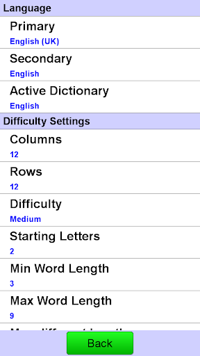 Word Fit Puzzle 2.10.1 screenshots 7
