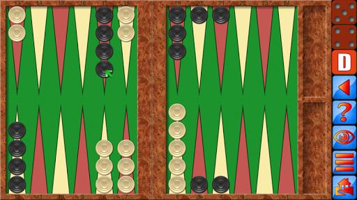 Backgammon, 2018 edition  screenshots 1