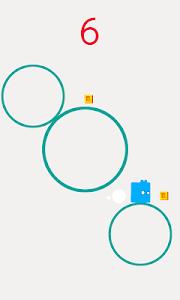 Circle Run! screenshot 1