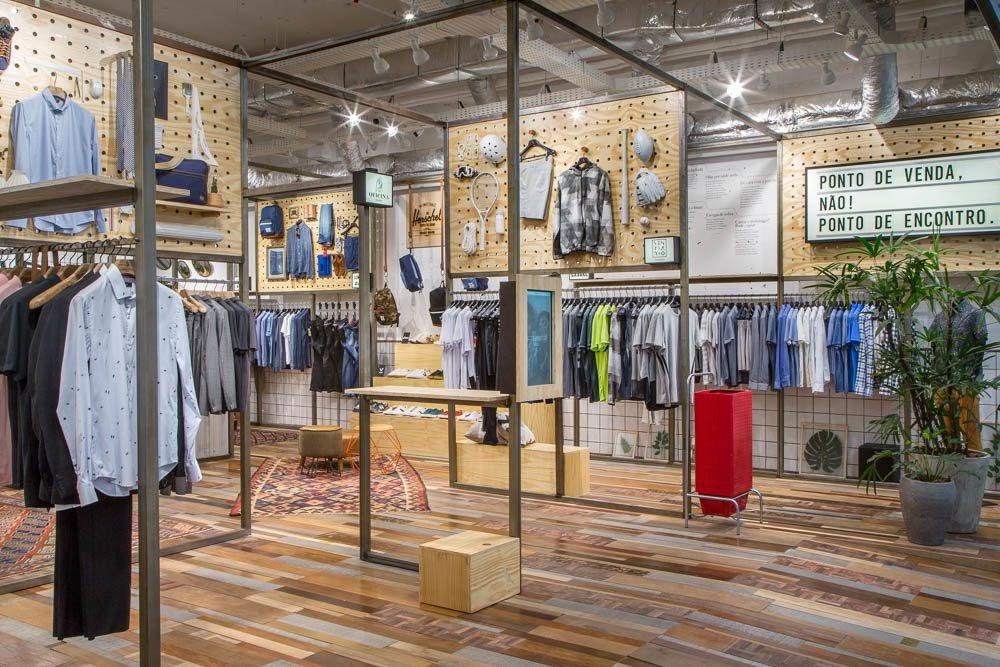 Thiết kế shop thời trang kết hợp quán cafe - thiết kế shop quần áo 2